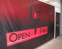 新室內埸OPEN FIRE TRAINING CENTER潛入記