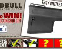 Madbull Troy Battle AX Stock giveaway event