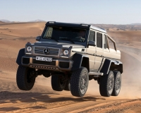 Mercedes releases 6×6 G63 AMG specs and pics
