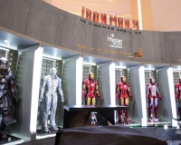 """""""Suit Up At Hysan Place"""" Hot Toys – Iron Man 3"""