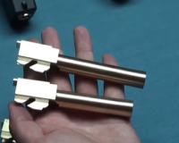 AST RATECH Brass outer barrel.