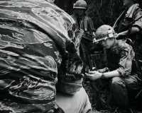 Tour of Duty (US Army Infantry Reenactment in Vietnam, 1968? )