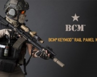 BCM Gunfighter KeyMod Rail Panel Kit