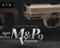 TM M&P9 V Custom & USP Compact GBBs